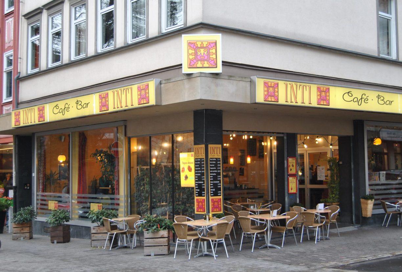 Bio-Gastronomie mit Fair Trade-Produkten - das Café INTI in Göttingen