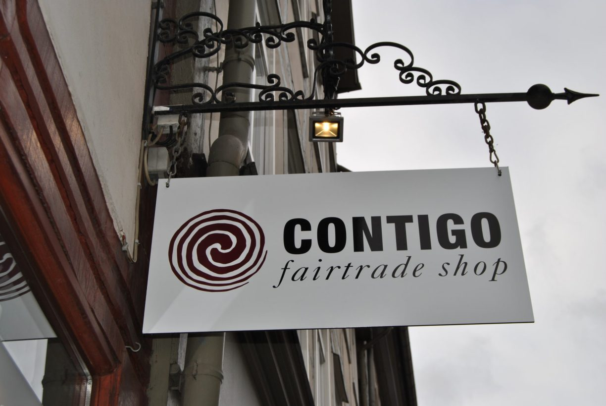 Contigo - Fair Trade made in Göttingen © Keno