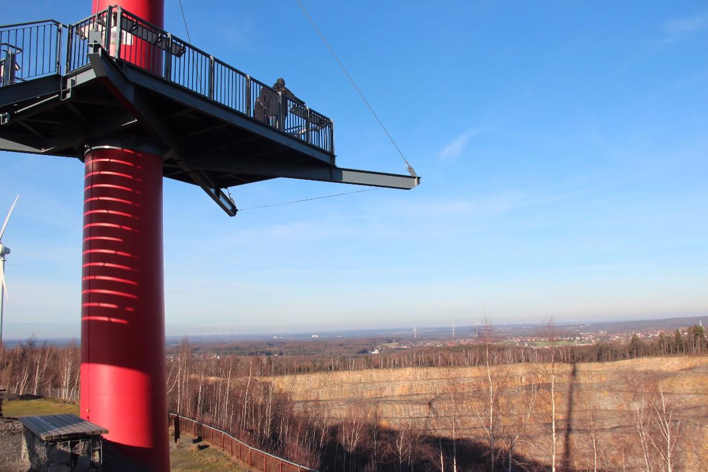 Aussichtsplattform am Piesberg