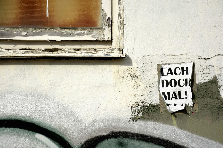 Paper Paste Ups in der Leopoldstraße, Braunschweig. Foto: Braunschweig Stadtmarketing GmbH