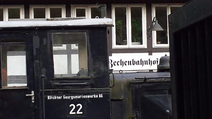 Der Zechenbahnhof am Piesberg, (c) B. Neuhaus