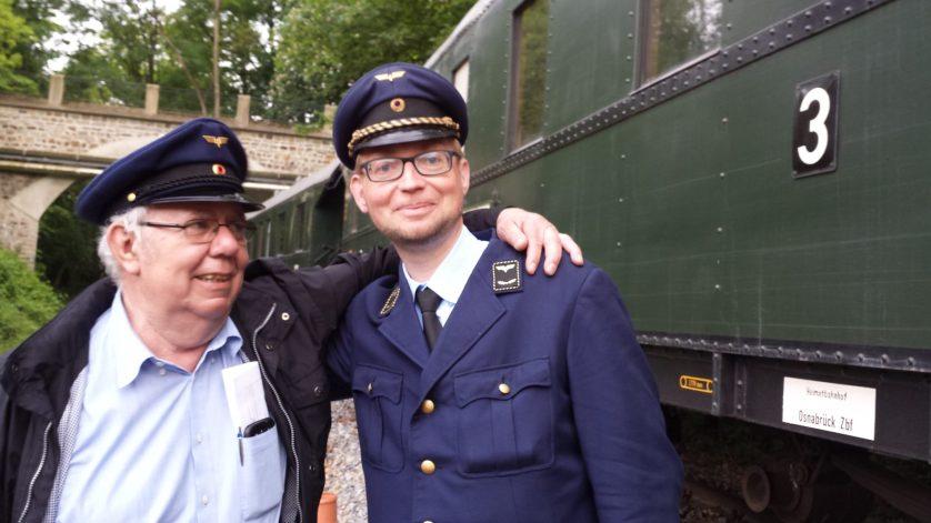 Immer freundlich - immer pünktlich. Die Bahn von 1927, (c) B.Neuhaus