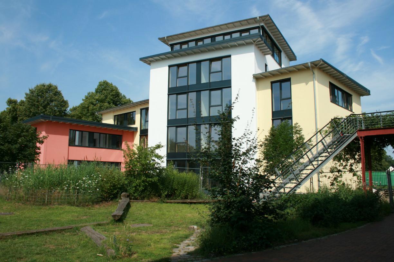 Foto: Architekten-Entwurf für nachhaltiges Bauen Thomas Isselhard, Dirk Scharmer, Frido Elbers / Norddeutsches Zentrum für Nachhaltiges Bauen GmbH
