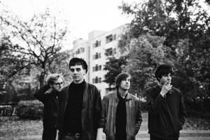 Isolation Berlin Bandfoto