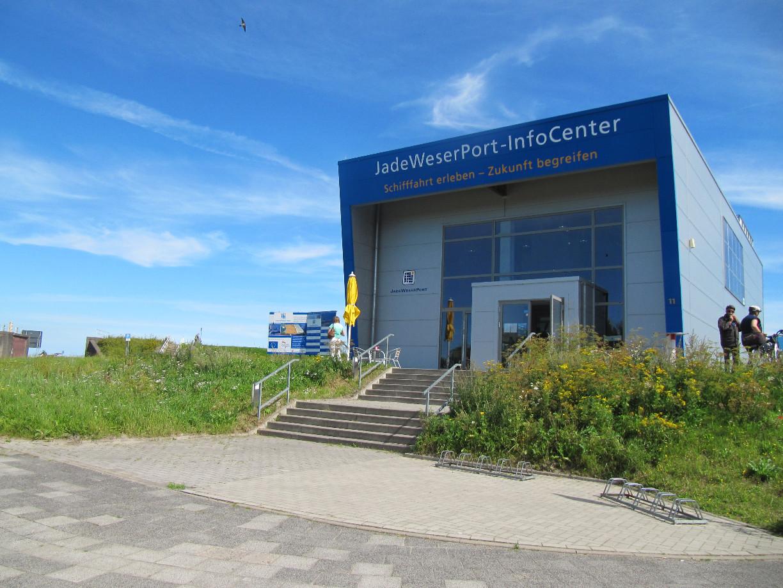 JadeWeserPort-InfoCenter Besucherzentrum