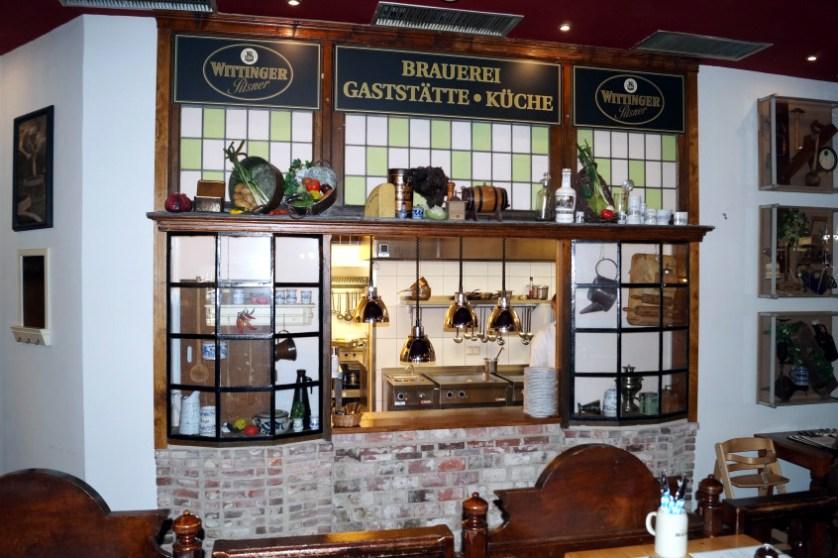 Küche Bruahaus