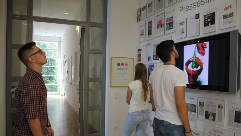 Auszeichungen des 24-Stunden-Kunstmuseums