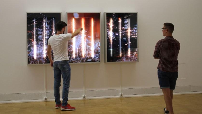Besuch beim 24-Stunden Kunstmuseum in Celle