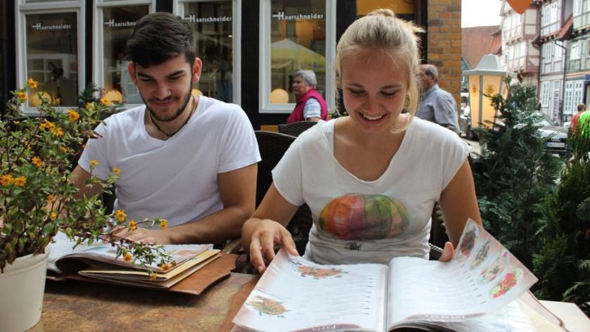 Lecker italienisch in Celle essen