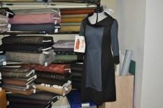 Ein schönes, selbstgenähtes Kleid