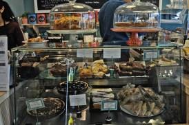Kuchen und andere Leckereien im Mademoiselle.