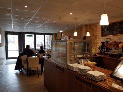 Gemütlicher Gastraum im Stadtcafé (c) Giel