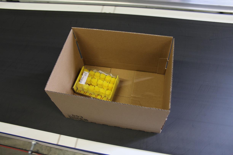 ins Paket