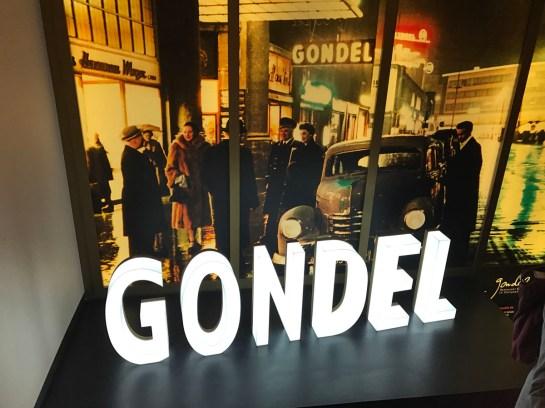 Restaurant Gondel im Georgspalast