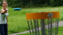 Disc Golf Anlage - Spiel
