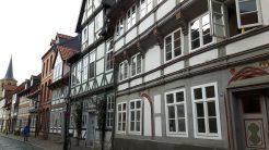 Fachwerkhäuser in der Hildesheimer Altstadt (c) Keno Hennecke
