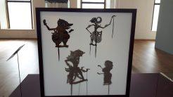 Stabfiguren - Ausstellungsobjekte im Hildesheimer Museum aus Indonesien (c) Keno Hennecke