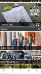 Die Wolfenbüttel-App mit Lessing lebt! und vielen weiteren Informationen