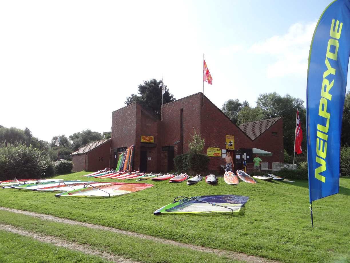 Die Surfschule am Banter See © surfcompany
