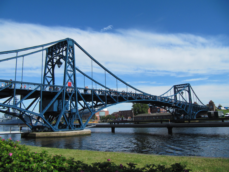 Kaiser-Wilhelm-Brücke | Foto: Barbara