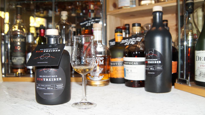 Rum aus Hildesheim: Der Hildesheimer Rumtreiber