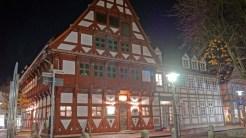 Das Alte Rathaus und das Stadtarchiv.