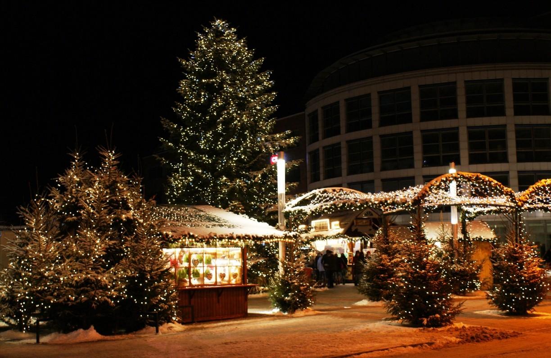 Weihnachten am Meer Wilhelmshaven. Die schönsten Weihnachtsmärkte in Niedersachsen