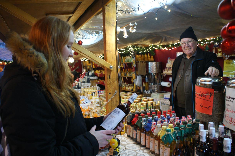 Weihnachten am Meer in Wilhelmshaven - der Weihnachtsmarkt