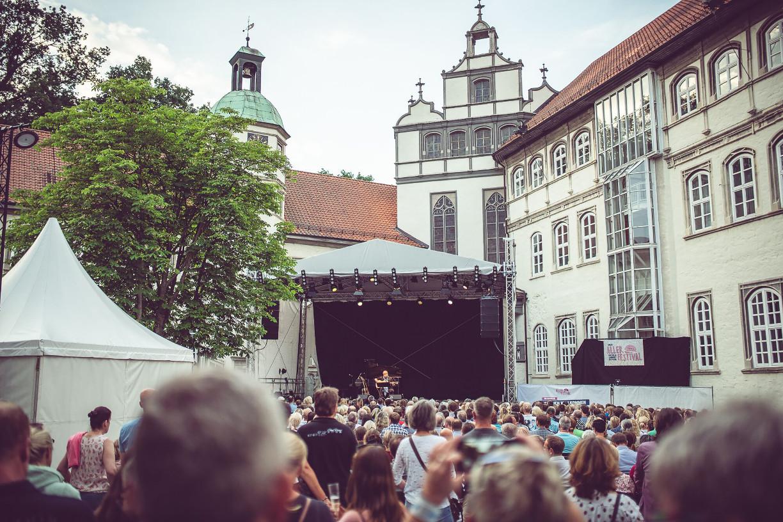 Bucket list 2019: Konzert auf dem Innenhof des Gifhorner Schlosses