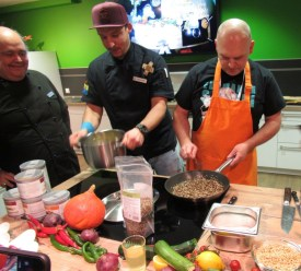 Die Kochschule im Klimahaus
