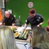 Kochen in der Klimahaus Küche