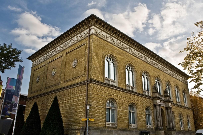 Das Augusteum in Oldenburg