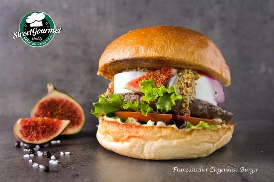 Große Burger-Vielfalt auf dem Festival. © Street Gourmet