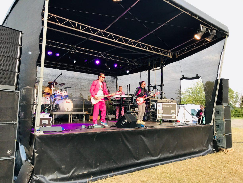 Die Bühne am BanterSeePark
