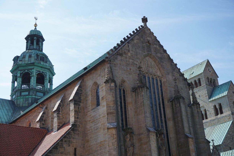 UNESCO-Welterbe Mariendom in Hildesheim