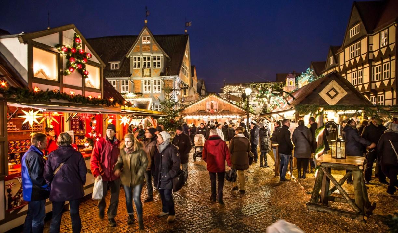 Weihnachtsmarkt in Wolfenbüttel