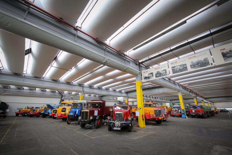 PS.Depot Lkw + Bus, Foto: Stefan Lindloff