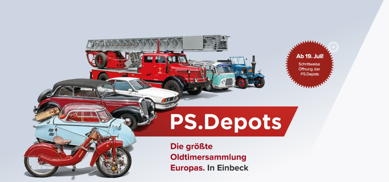 PS.Depots - Flyer