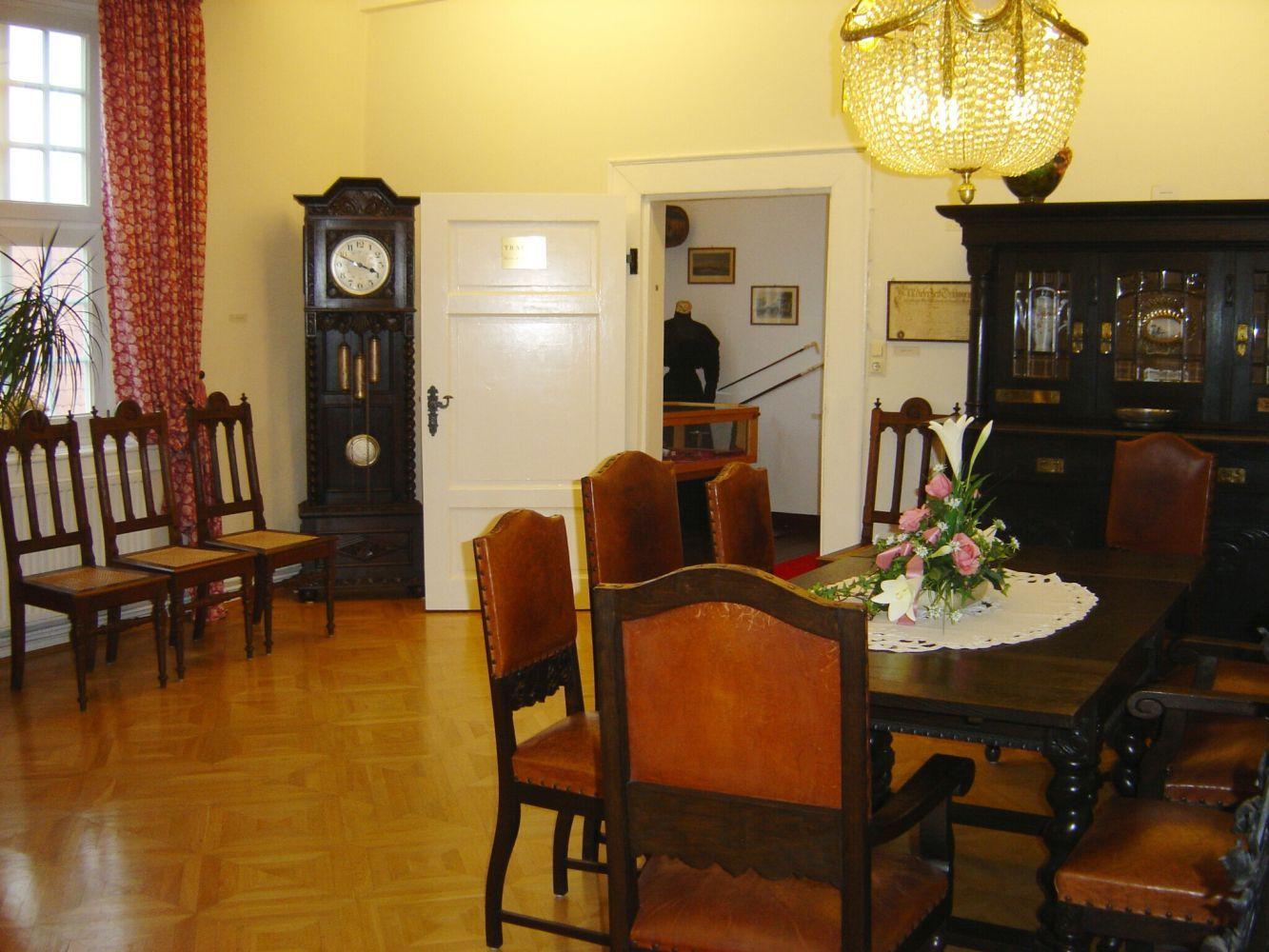 Domherrenhaus - Beckmann-Zimmer