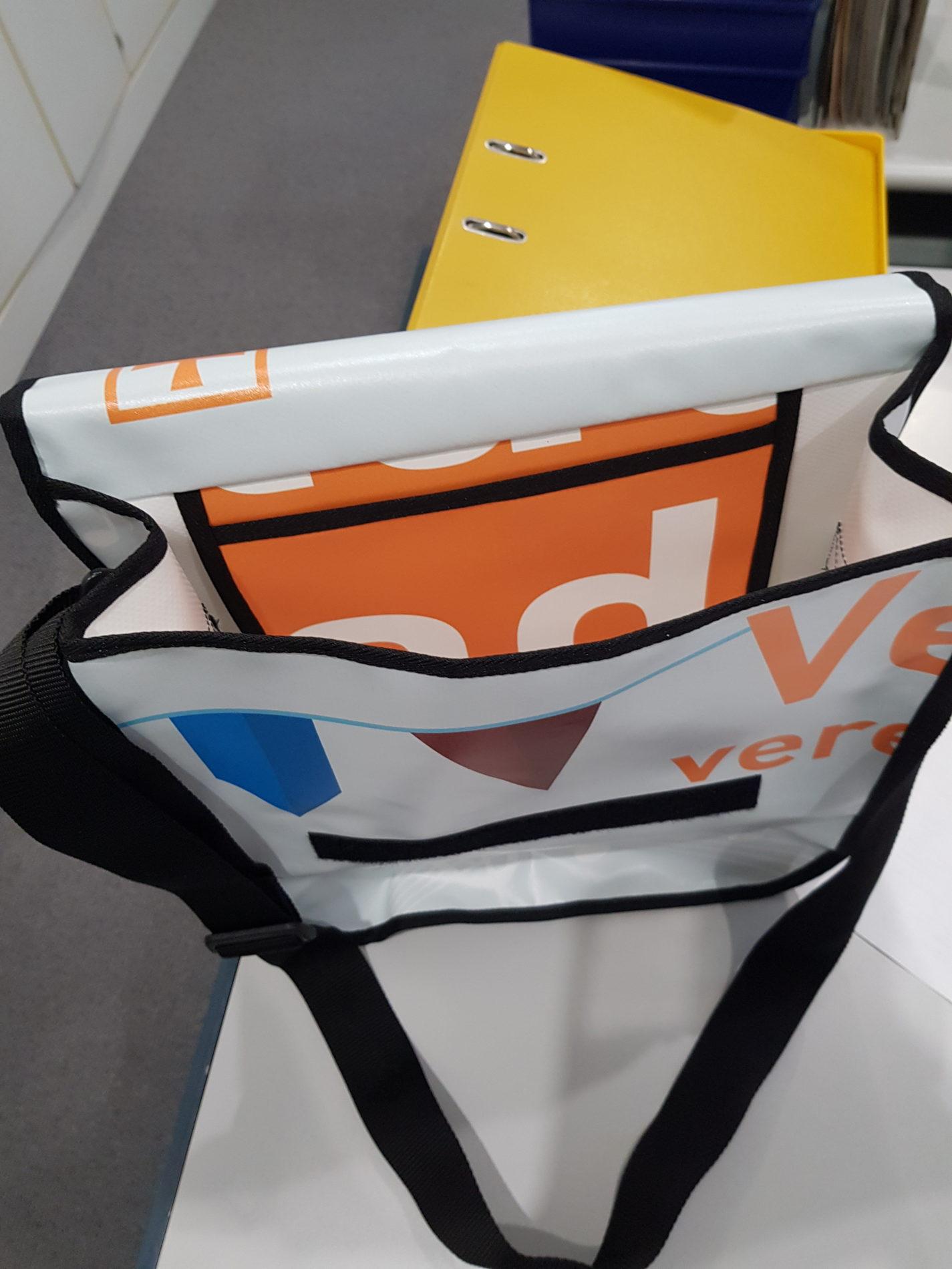 Verden-Souvenirs - Comebags : Taschen aus Veranstaltungsbannern