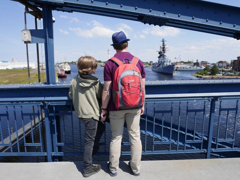 Familienurlaub im Sommer: Family4Travel in Wilhelmshaven