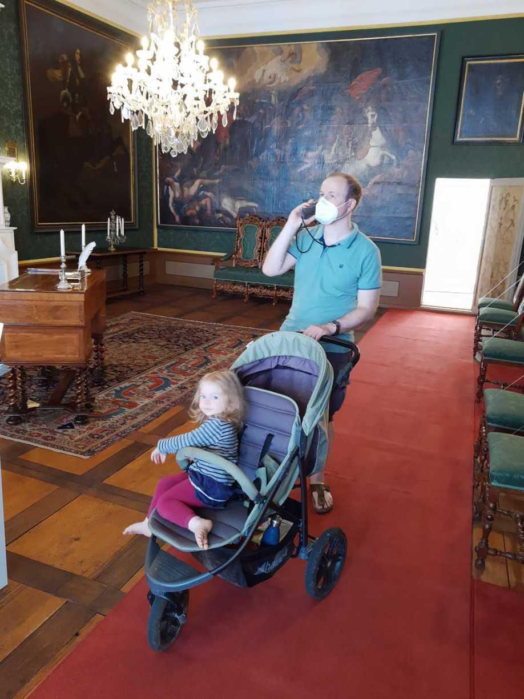 wolfenbüttel für familien schloss audio