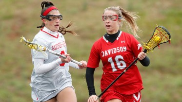 NCAA LACROSSE:  FEB 23 Davidson at Gardner-Webb