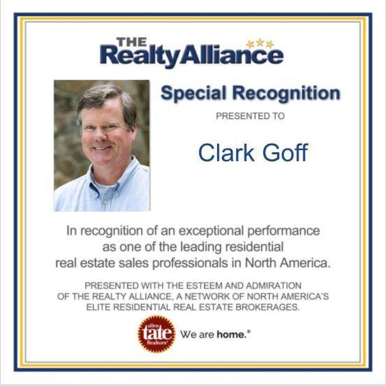 Clark Goff Realtor