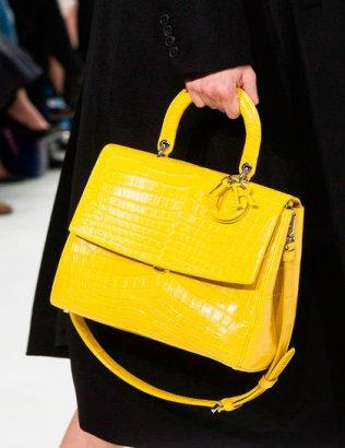 dior-yellow-croc-bag-pfw-aw-2014_GA