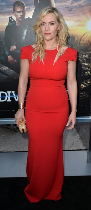 Kate Winslet & Ashley Judd Are 'Divergent' Women in L.A.!