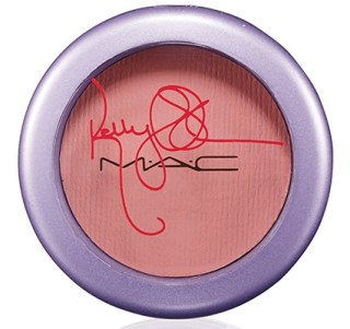 MAC Kelly Osbourne Powder Blush in Cheeky Bugger