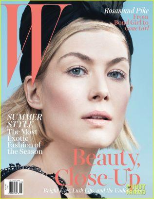 W Magazine's May 2014