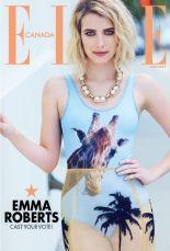 Elle Magazine [Canada] (June 2014)3
