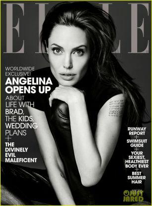 Elle magazine's June 2014